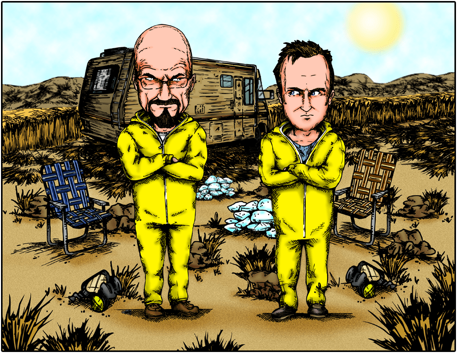 Breaking Bad cartoon